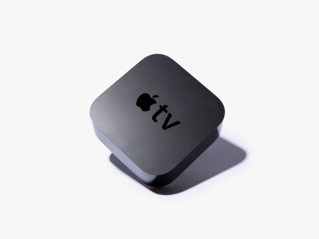 Apple TV es compatible a través de Bluetooth