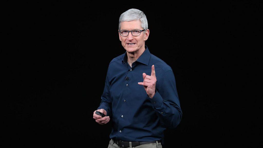 Apple muestra su conciencia social