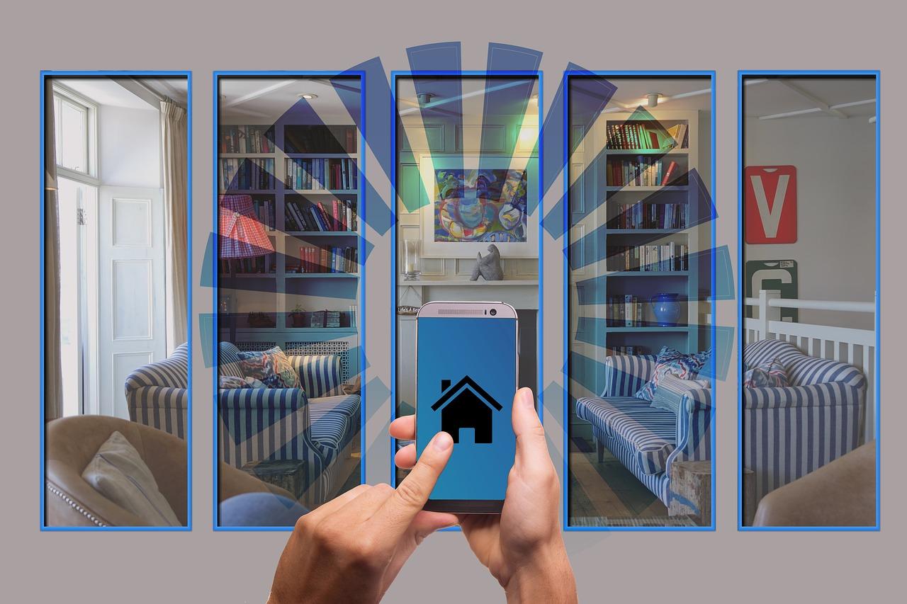 Se busca el control de las casas inteligentes