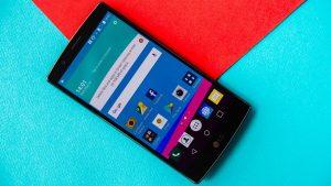 G4 de LG se enfrenta con Galaxy S8