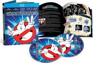 Llega a las tiendas el box Blu Ray: Ghostbusters