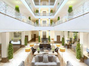 Tendencias en diseño de interiores en hoteles
