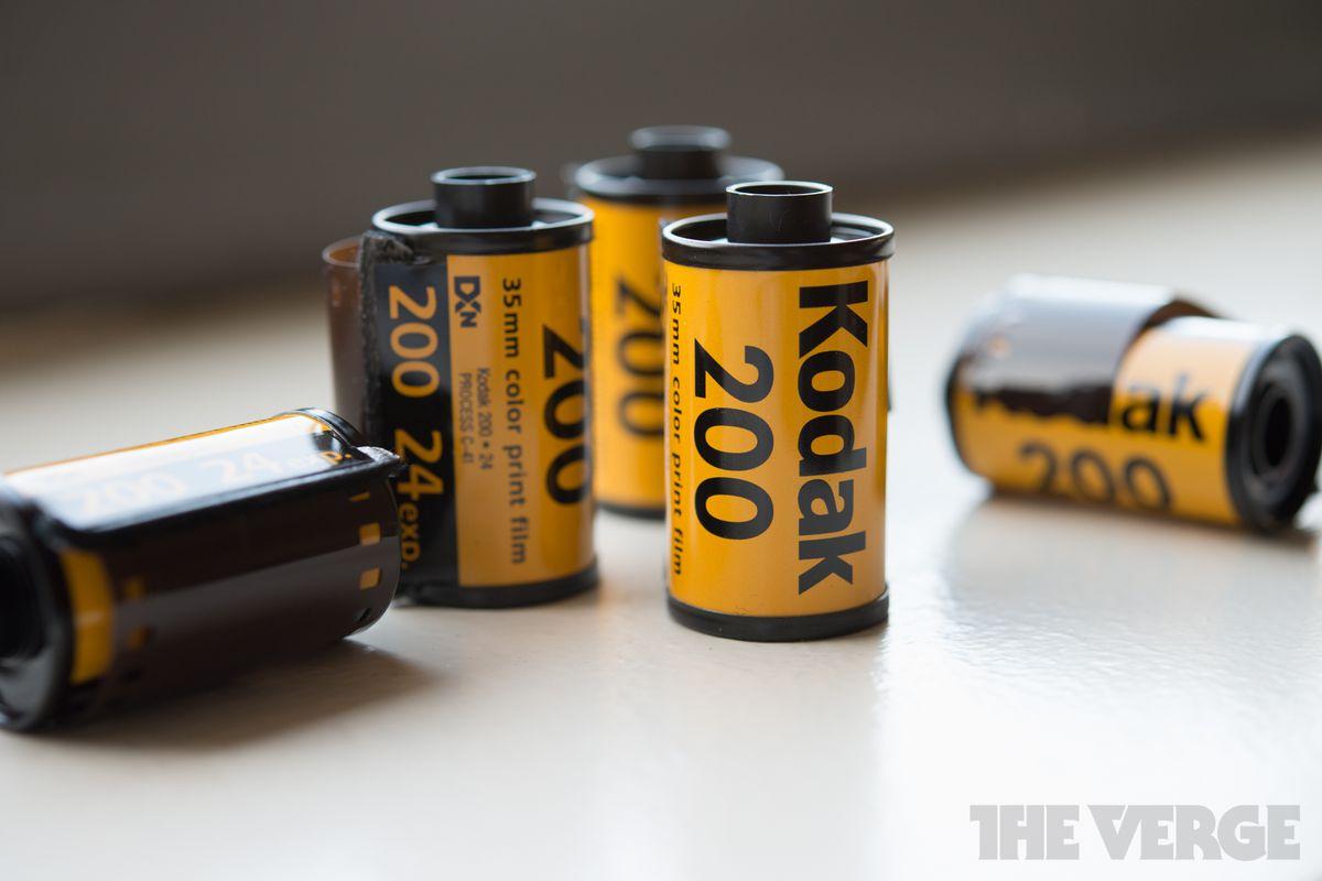 Kodak la empresa con mayor prestigio