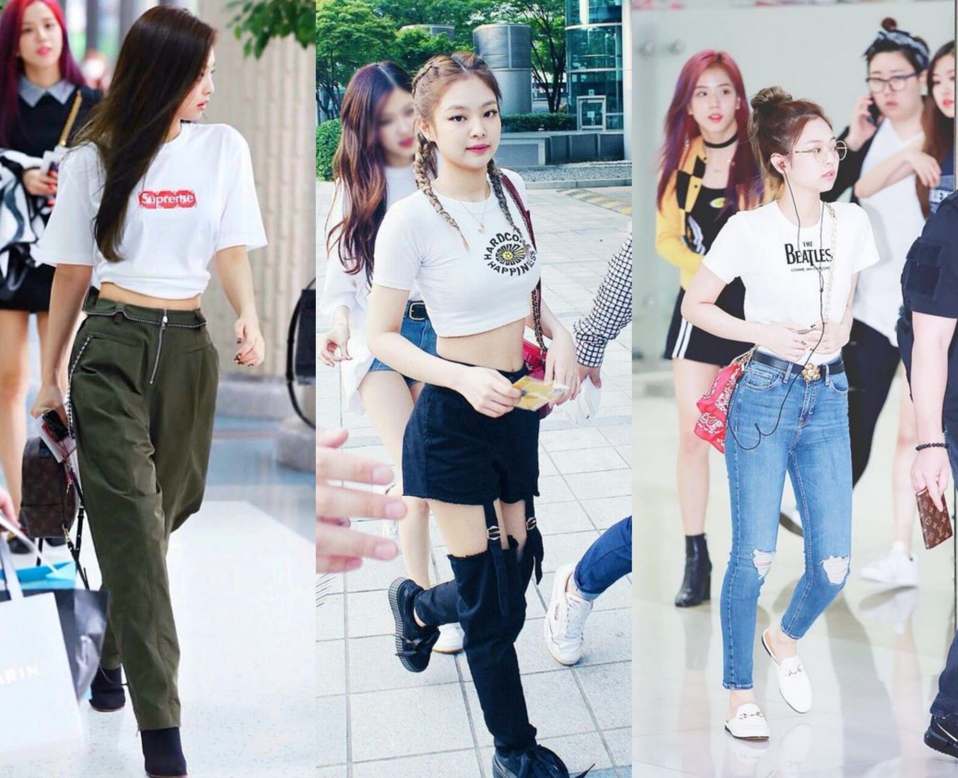 Consejos para imitar la moda coreana