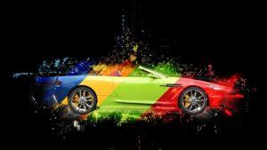 La importancia de elegir el color de tu auto