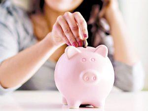 Alcancía de ahorros