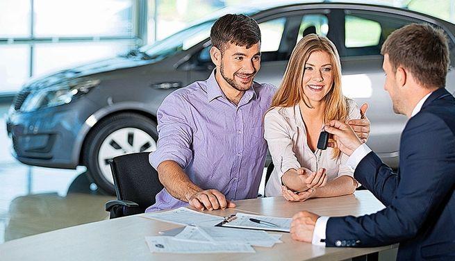 Beneficios de comprar un auto nuevo