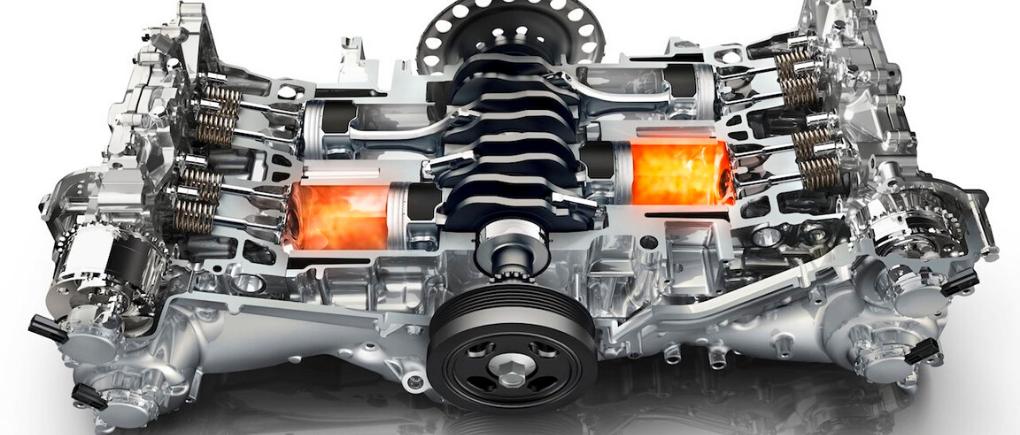 Diferentes tipos de motor para carro