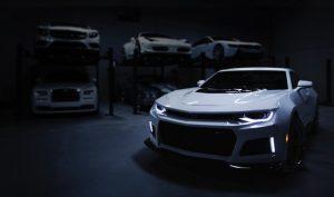 Comprar automóvil nuevo 2021